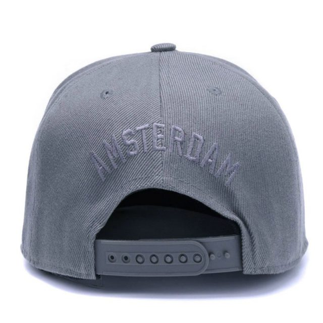 HATLANDER Adjustable Letter snapback baseball caps men swag grey gorras hombre flat brim hip hop cap women outdoor sport hats