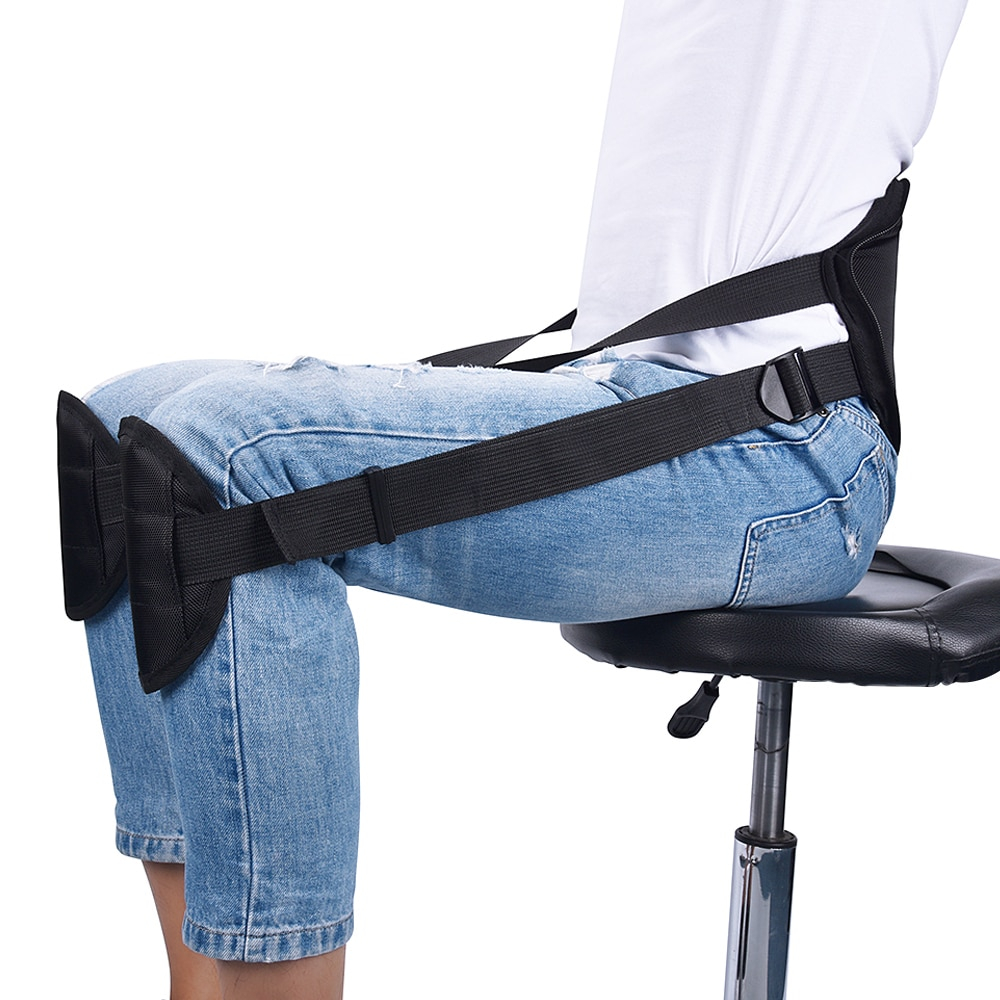 New Posture Correction Adult Sitting Body Belt Clavicle Support Belt Better Sitting Spine Braces Supports Back Posture Corrector-in Braces & Supports from Beauty & Health on Aliexpress.com | A