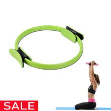 ITSTYLE Pilate Ring Magic Back Training Slimming Fitness Gymnastic Yoga Circle Rings